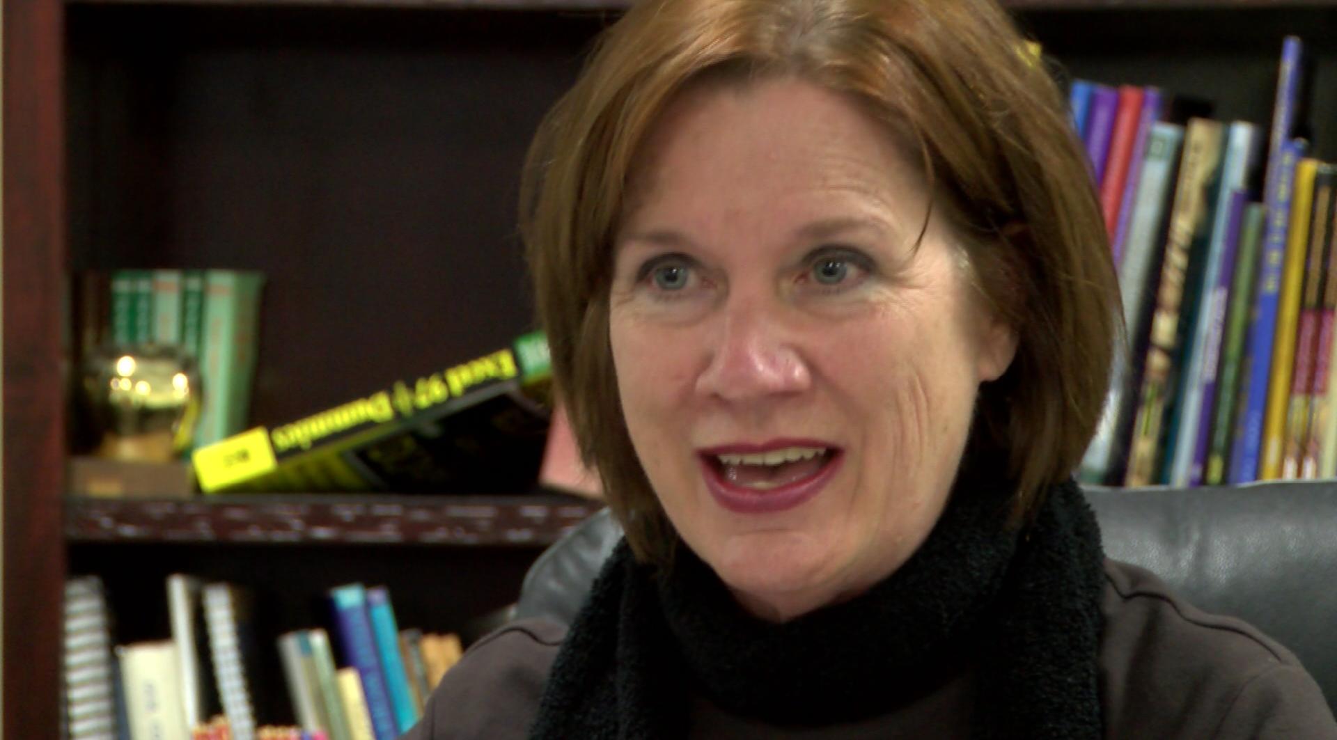 Deena Burnett, a representative of United Teachers of Wichita, spoke to KSN about SB 70.