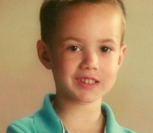 Caleb Blansett was killed on Sunday, December 14, 2014.