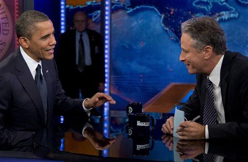 Barack Obama, Jon Stewart_202610
