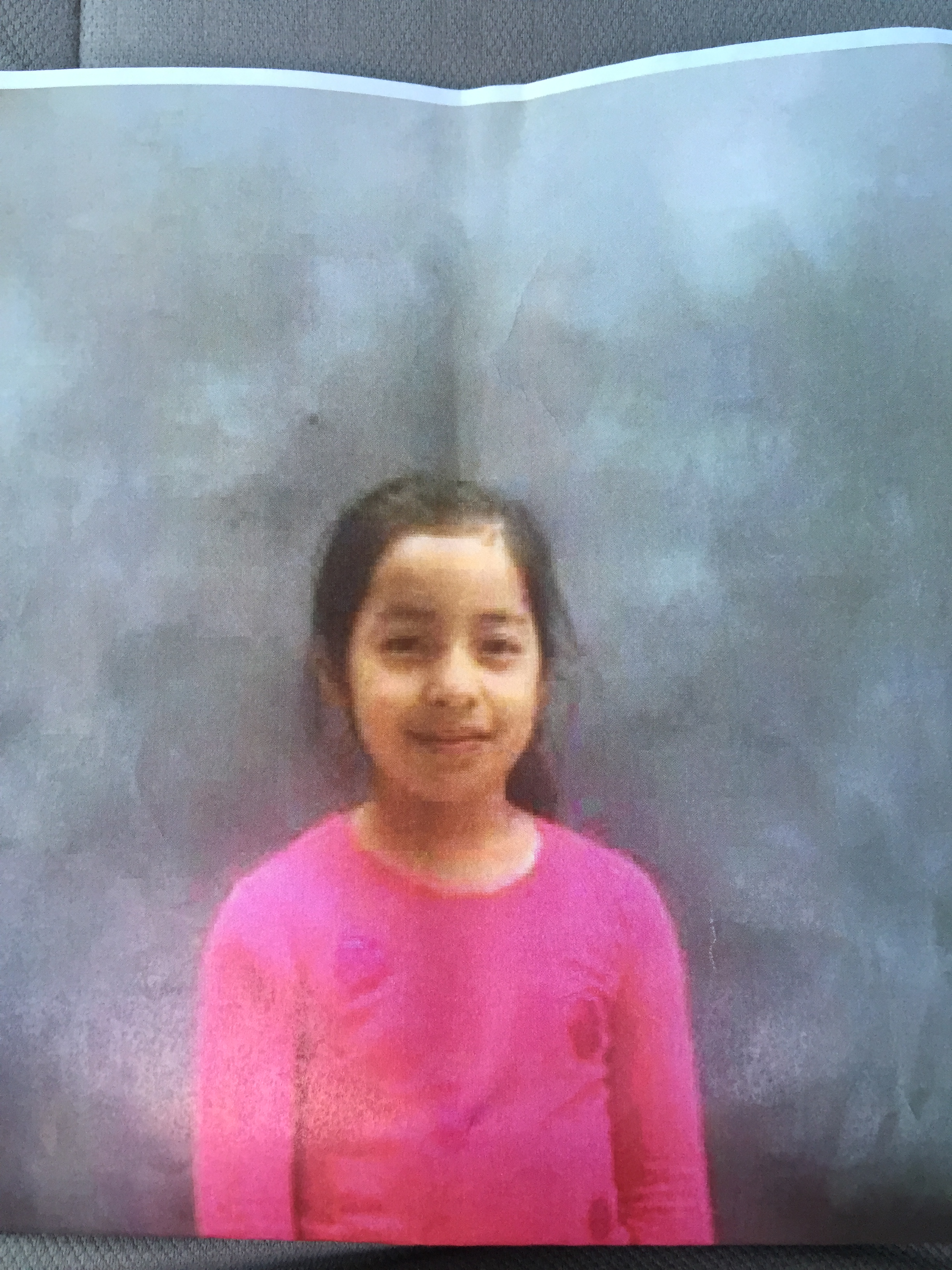 Amber Alert Issued For Child After Oklahoma Machete Attack