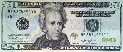 twenty dollars, twenty dollar; $20_275395