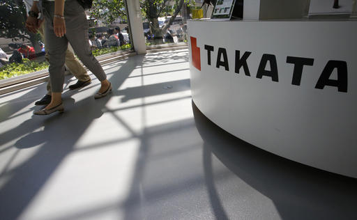 Takata Air Bags_285754