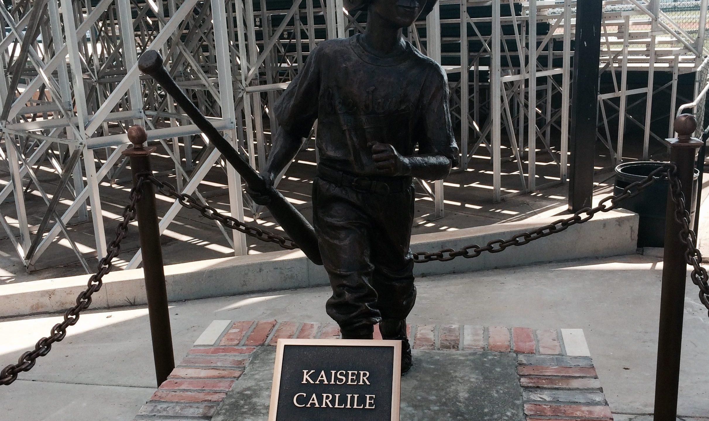 Kaiser Carlile Statue_285814