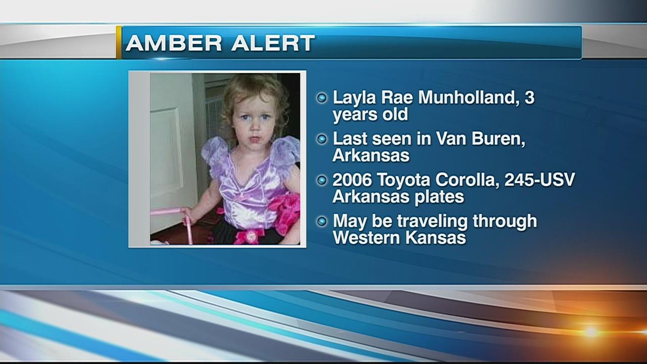 Amber Alert Cancelled For Missing Arkansas Child