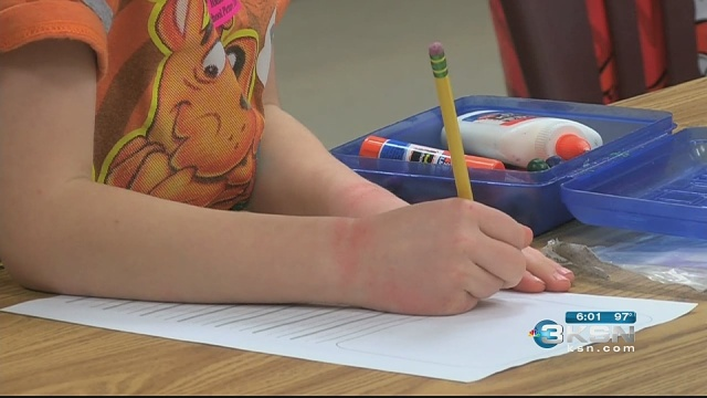 Study: Kansas schools rely too much on test scores