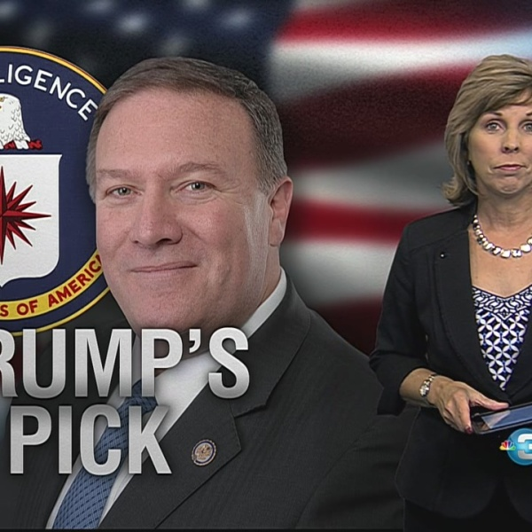What's next now that Pompel chosen to lead CIA?