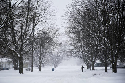 Wintry Weather Michigan_326257