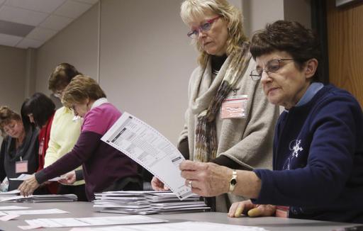Election Recount Wisconsin_324873