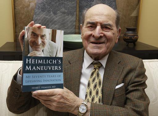 Dr. Henry Heimlich_327223