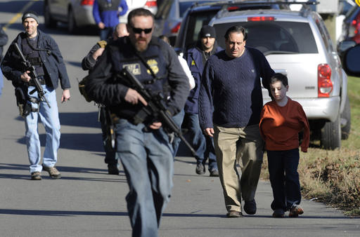 Newtown School Shooting_326710