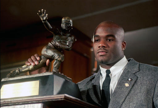 Heisman Winner Dead Football_325229