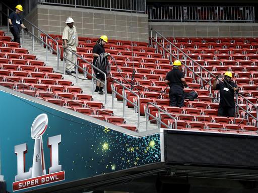 NRG Stadium, Workers_335079