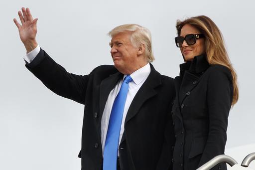 Donald Trump, Melania Trump_333430