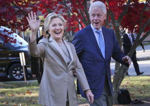 Hillary Clinton, Bill Clinton_330033