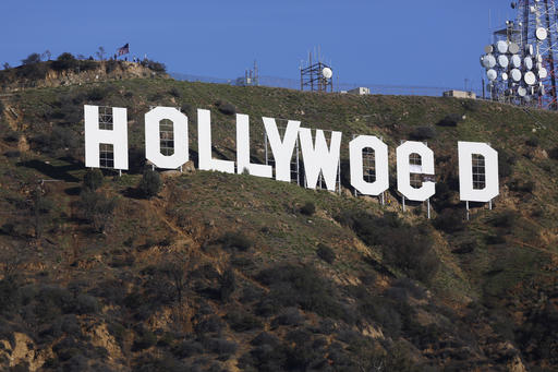 Hollywood Sign Vandalized_329935