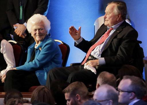 George Bush, Barbara Bush_333179