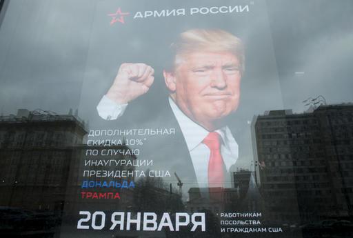 Russia Trump Inauguration_333614