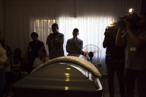 APTOPIX Dominican Republic Baseball Deaths_334212