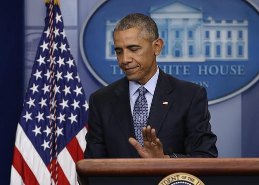 Obama's Last Day_333349