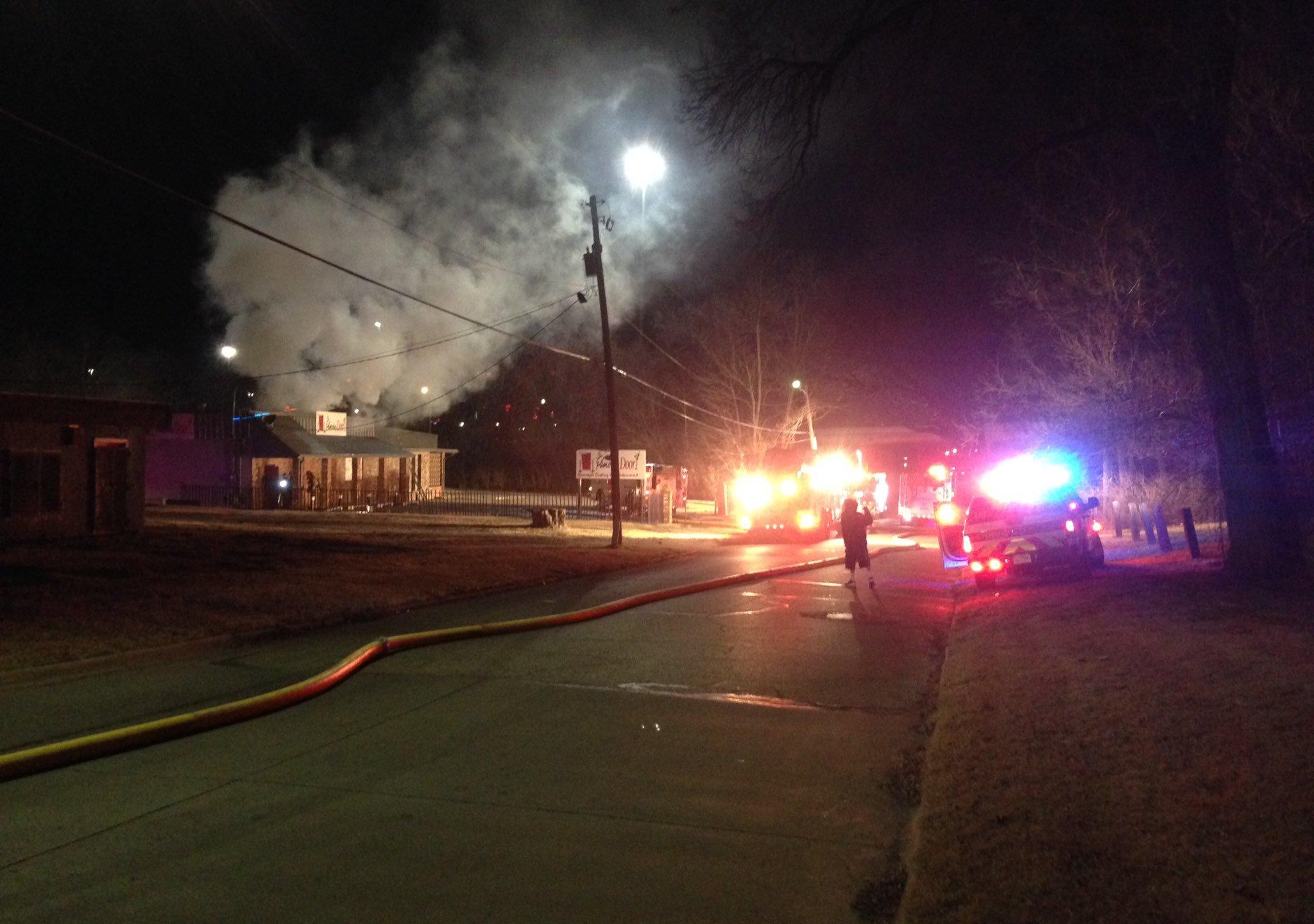 Topeka Restaurant Fire_346885
