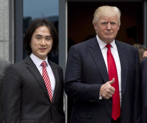Donald Trump, Tiah Joo Kim_352554