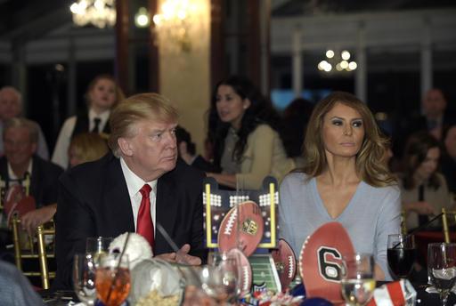 Donald Trump, Melania Trump_342424