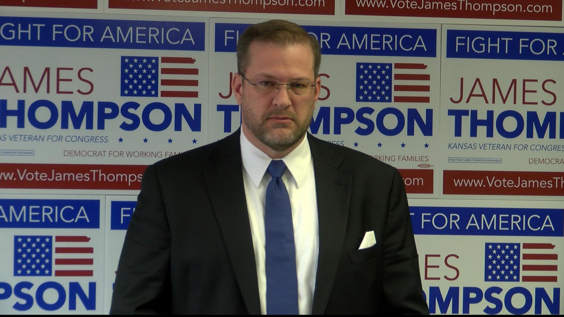 Democratic candidate James Thompson_352132