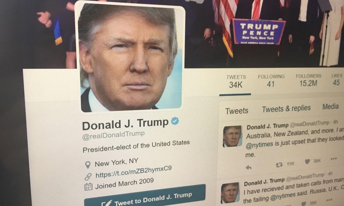 Donald Trump's Twitter_348971
