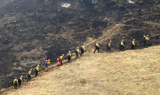 APTOPIX Colorado Wildfire_361640