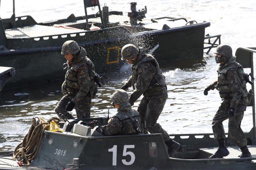 South Korea Koreas Tension_355492