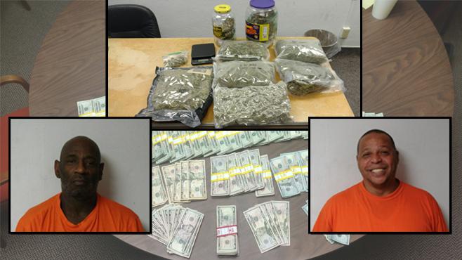 Lewis Men arrested_374235