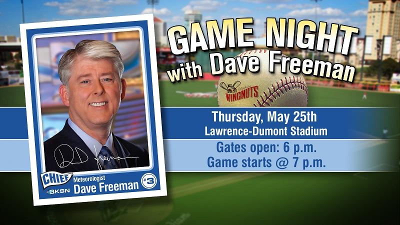 FS Game Night with Dave Freeman Rescheduled_390335
