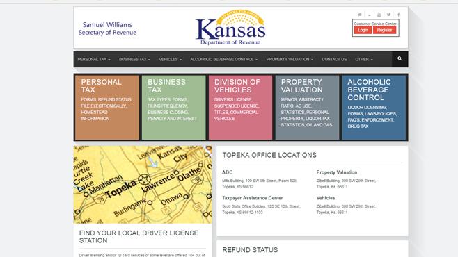 Kansas Department of Revenue_380988