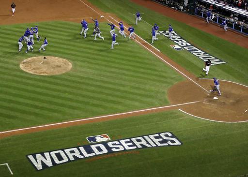 World Series Cubs Indians Baseball_318635