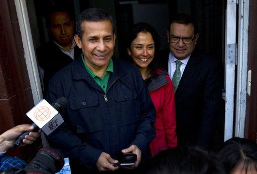 Ollanta Humala, Nadine Heredia_415891