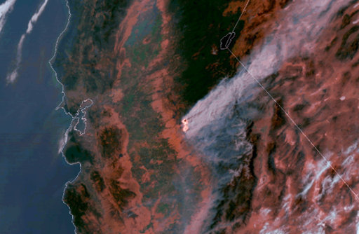 Western Wildfires_420325