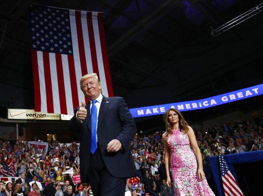 Donald Trump, Melania Trump_421555