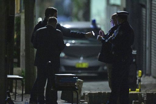 Australia Police Raids_423722