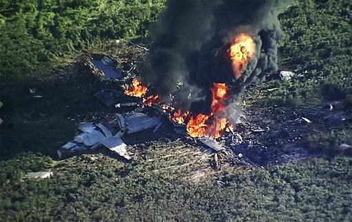 Military Plane Crash_414704