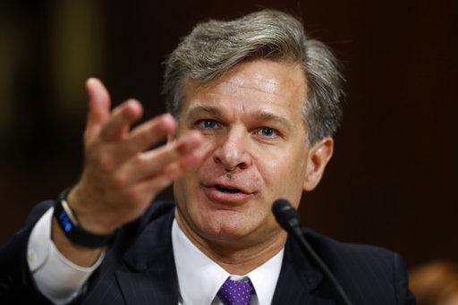APTOPIX Senate FBI Director_415556