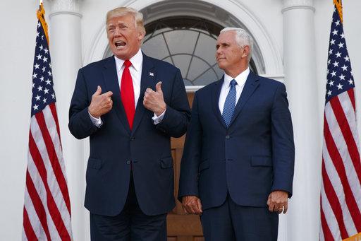 Donald Trump, Mike Pence_431018