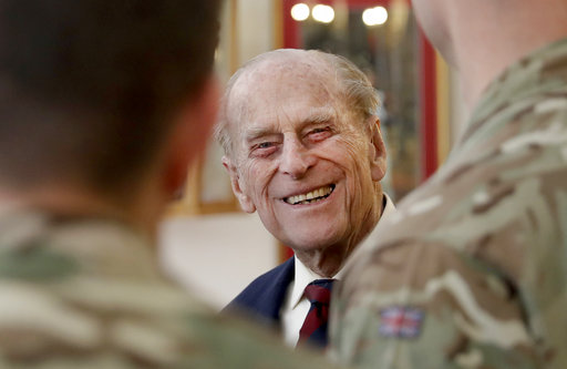 Britain Prince Philip_425222