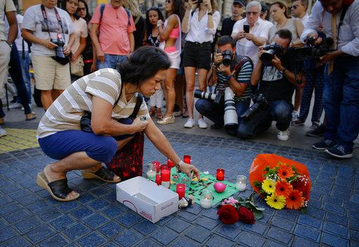 Spain Attacks_433743