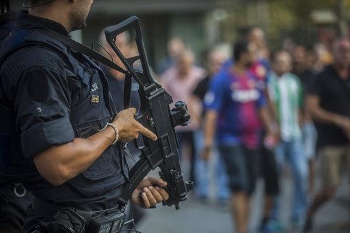 Spain Attacks_434791