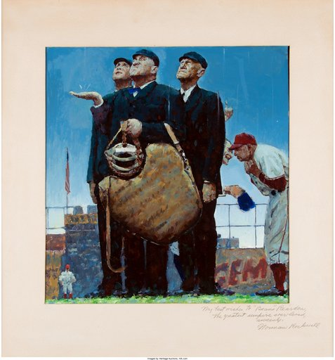 Rockwell Painting-Auction_435014