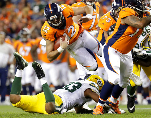 Packers Broncos Football_438134