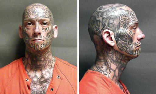 Heavily Tattooed Fugitive_439091