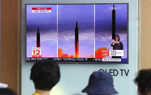 South Korea North Korea Missiles_439162