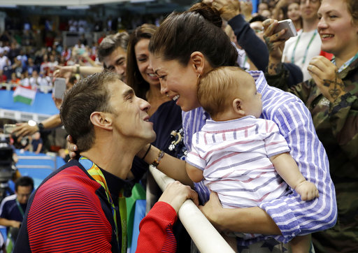 People Michael Phelps_439194