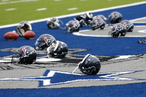 Texans Camp Football_439254